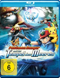 Pokemon Ranger And The Temple Of The Sea Blu Ray Release Date