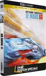 Ford V Ferrari 4k Blu Ray Release Date March 31 2020 Fnac Exclusive Steelbook France