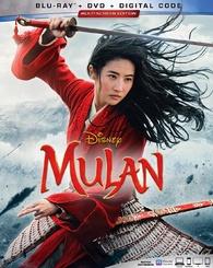 Mulan (Blu-ray) Temporary cover art
