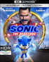 Sonic the Hedgehog 4K (Blu-ray)