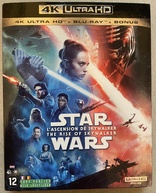 Star Wars Episode Ix The Rise Of Skywalker Blu Ray Release Date June 5 2020 L Ascension De Skywalker France