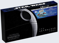 Star Wars: The Skywalker Saga 4K (Blu-ray) Temporary cover art