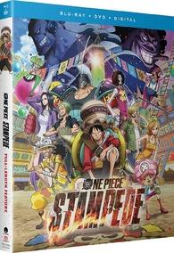 One Piece Stampede Blu Ray Release Date March 17 2020 Blu Ray Dvd Digital Hd