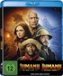 Jumanji: Welcome to the Jungle / Jumanji: The Next Level (Blu-ray)