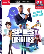 Spies In Disguise Blu Ray Release Date March 10 2020 Blu Ray Dvd Digital Hd