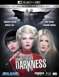 Daughters of Darkness 4K (Blu-ray)