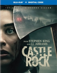 Castle Rock: The Complete Second Season (Blu-ray) Temporary cover art