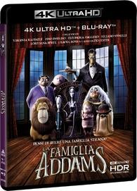 The Addams Family 4K (Blu-ray)