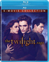 The Twilight Saga: 5-Movie Collection (Blu-ray)
