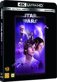 Star Wars Episode Iv A New Hope 4k Blu Ray Release Date May 4 2020 4k Ultra Hd Blu Ray Finland