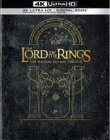 The Lord of the Rings: The Motion Picture Trilogy 4K Giftset (Blu-ray)