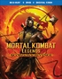 Mortal Kombat Legends: Scorpion's Revenge (Blu-ray)