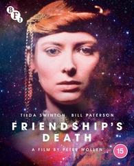 Friendship S Death Blu Ray Release Date December 7 2020 Blu Ray Dvd United Kingdom