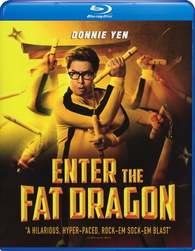 Enter the Fat Dragon (Blu-ray)