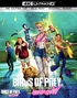 Birds of Prey (And the Fantabulous Emancipation of One Harley Quinn) 4K (Blu-ray)