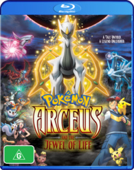 Pokemon Arceus And The Jewel Of Life Blu Ray Release Date June 1