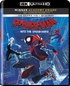 Spider-Man: Into the Spider-Verse 4K (Blu-ray)
