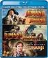 Jumanji / Jumanji: The Next Level / Jumanji: Welcome to the Jungle (Blu-ray)
