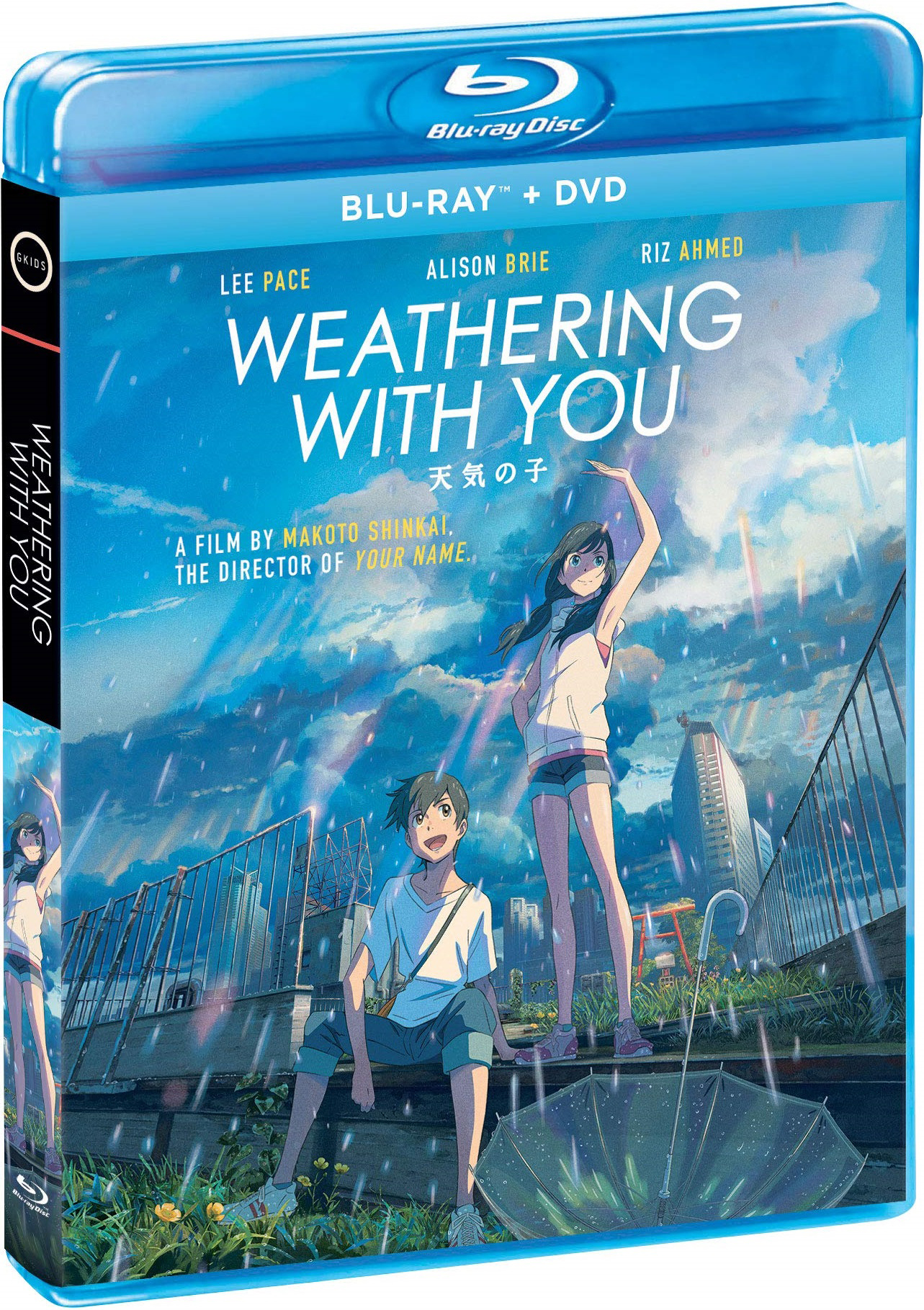 Weathering with You Blu-ray Release Date September 15, 2020 (天気 ...