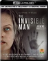 The Invisible Man 4K (Blu-ray)