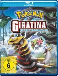 Pokemon Giratina And The Sky Warrior Blu Ray Release Date June 10