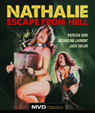 Nathalie: Escape from Hell (Blu-ray)