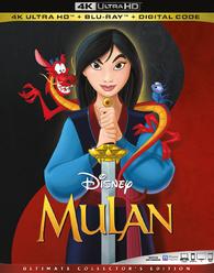 Mulan 4k Uhd 1998 Blu Ray Forum