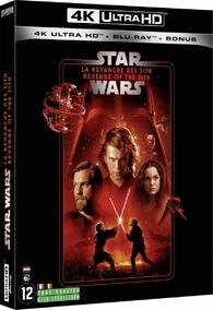 Star Wars Episode Iii Revenge Of The Sith 4k Blu Ray Release Date May 15 2020 Star Wars Episode Iii La Revanche Des Sith France