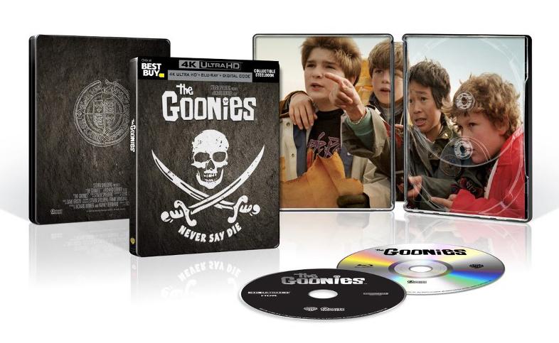 The Goonies 4K (Blu-ray)