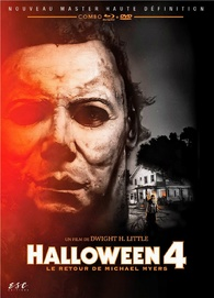 Halloween 2020 Blu Ray Halloween 4: The Return of Michael Myers Blu ray Release Date July