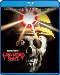 Graveyard Shift (Blu-ray)
