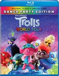Trolls World Tour (Blu-ray)