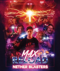 Max Reload and the Nether Blasters (Blu-ray)