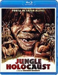 Jungle Holocaust (Blu-ray)