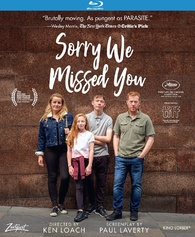 Sorry We Missed You (Blu-ray)