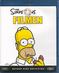 The Simpsons Movie Blu Ray Release Date December 5 2007 Sweden
