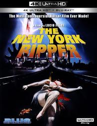 The New York Ripper 4K (Blu-ray)