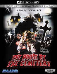 The House by the Cemetery 4K (Blu-ray)