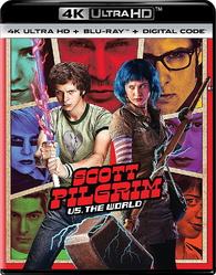 Scott Pilgrim vs. the World 4K (Blu-ray)