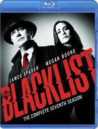 The Blacklist: The Complete Seventh Season (Blu-ray)