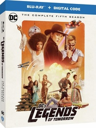 Legends of Tomorrow: The Complete Fifth Season (Blu-ray)