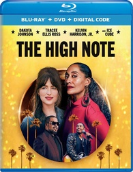 The High Note (Blu-ray) Temporary cover art