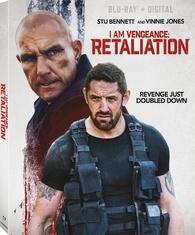 I Am Vengeance: Retaliation (Blu-ray)