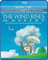The Wind Rises Blu Ray Release Date November 18 2014 風立ちぬ Kaze Tachinu