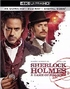 Sherlock Holmes: A Game of Shadows 4K (Blu-ray)