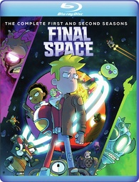 Final Space: The Complete First and Second Seasons (Blu-ray)