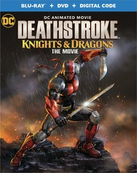 Deathstroke: Knights & Dragons - The Movie (Blu-ray)