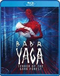 Baba Yaga: Terror of the Dark Forest (Blu-ray)