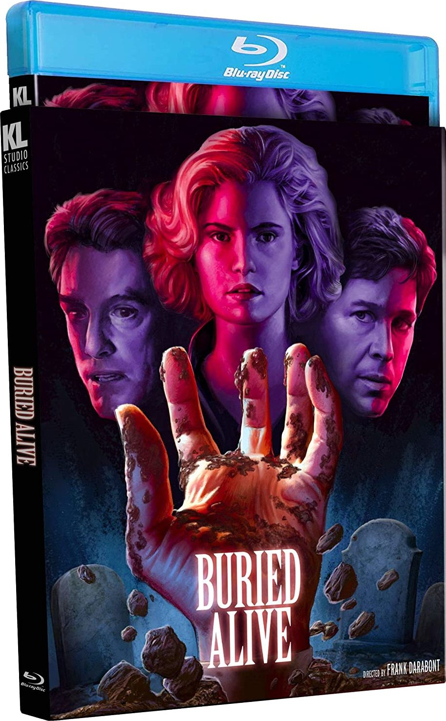 Buried Alive (Blu-ray)