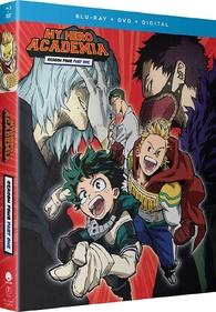 My Hero Academia Season Four Part One Blu Ray Release Date September 29 2020 Blu Ray Dvd Digital Hd
